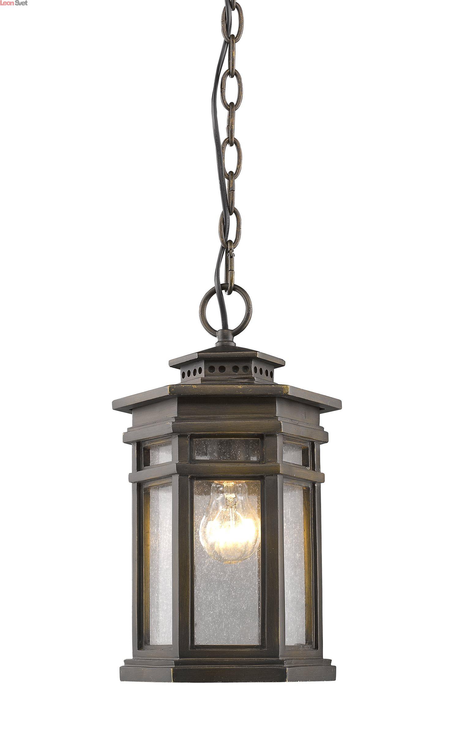 Подвесной уличный фонарь 1458-1P от Favourite
