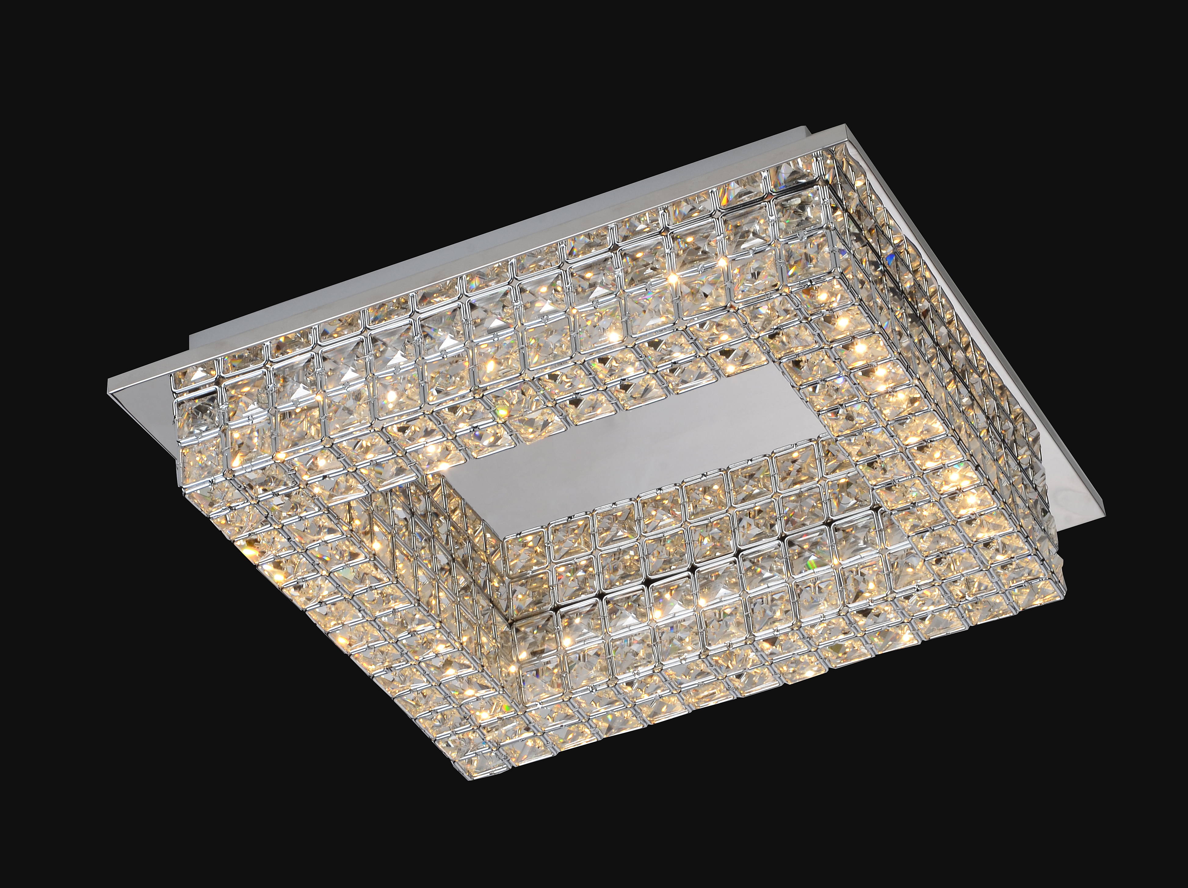 квадратные люстры для натяжных потолков фото пираха