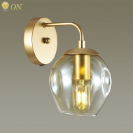 Бра с выкл. Kuva 4660/1W Odeon Light